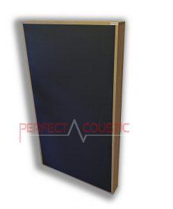 akusztikai elemek fa kerettel