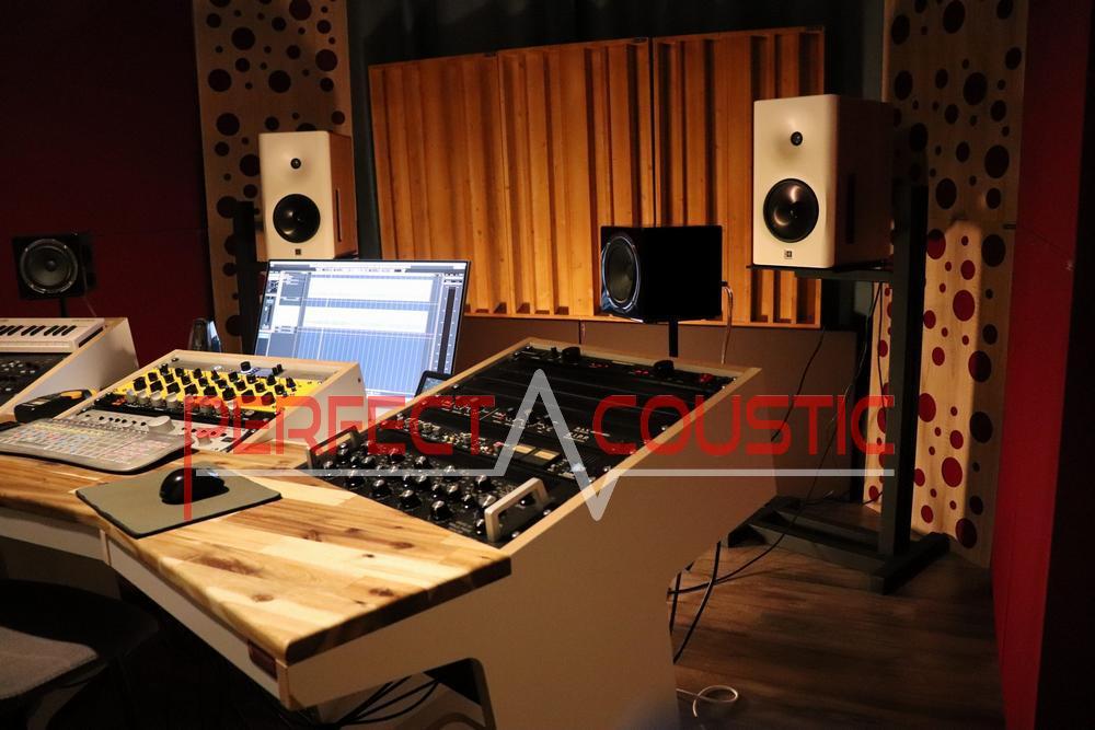 Stúdió akusztika – tőlünk azt kapja, amit hall