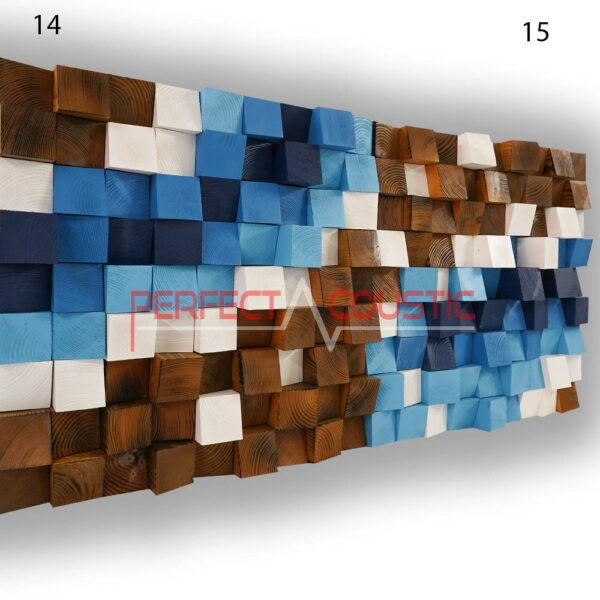 kék art diffuser