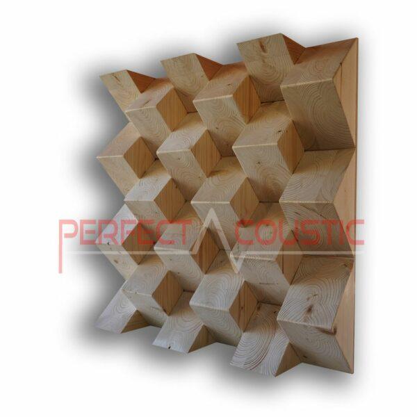 111 piramis akusztikai diffúzor...