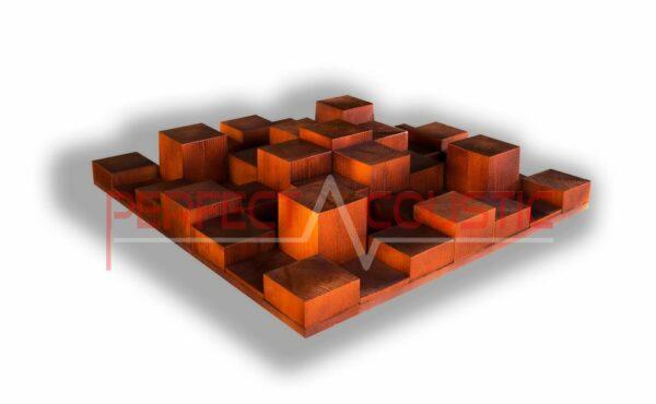 3D akusztikai diffúzor srehen