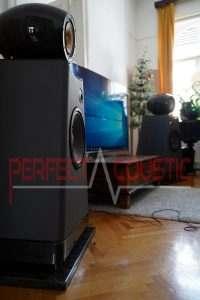Bodor audio akusztikai kezelése
