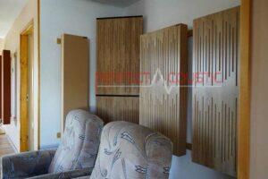 diffúzoros akusztikai panel felszerelése