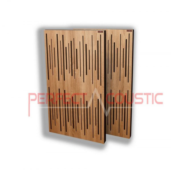 diffuzoros akusztikai panelcsikos vilagos tolgy
