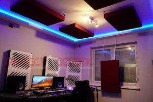 hangelnyelő panel