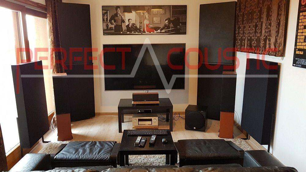 mozi szoba akusztikai panelek