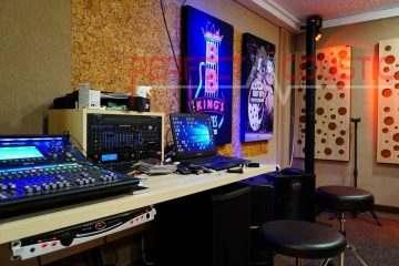 rock stúdió