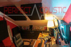 stúdió akusztika