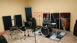 Giga basszuscsapda stúdió-akusztika-javítás....