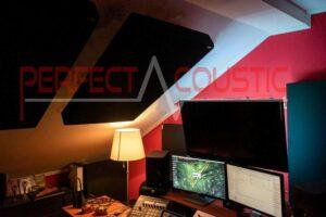 stúdió akusztika...