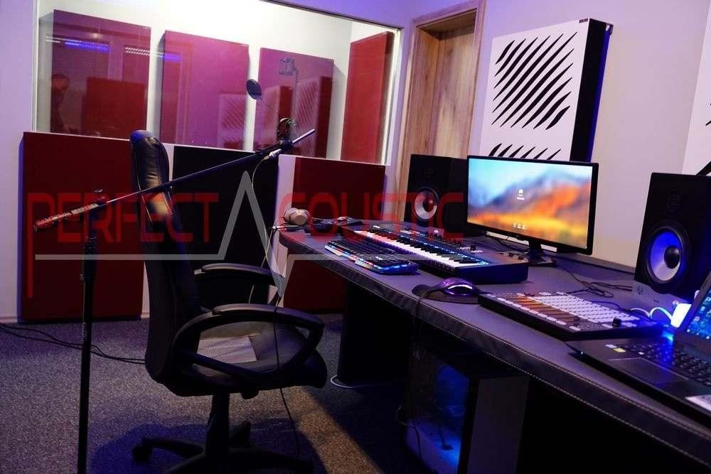 studio akusztika..
