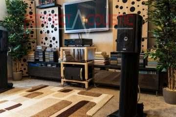 szoba akusztikai merese