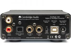 Cambridge Audio Dacmagic 100 dac