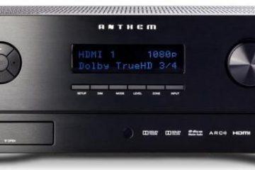 Anthem MRX710 AV rádióerősítő