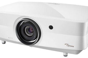Optoma UHZ65LV projektor fehér