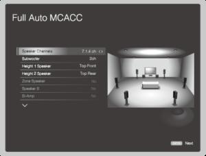 Pioneer MCACC EQ szoftver