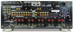 SC LX 901 csatlakozások