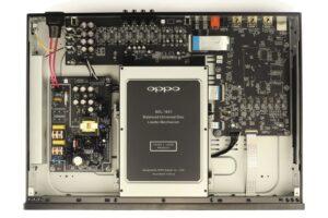 UDP 203 processzor