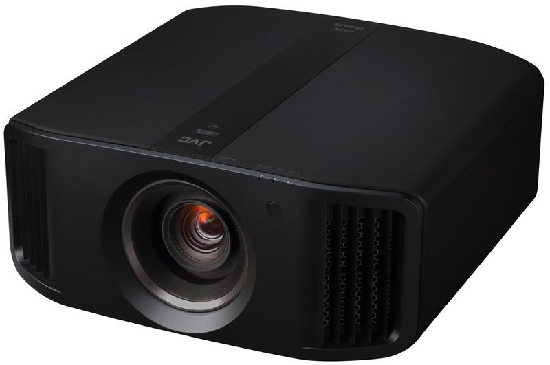 JVC-DLA-NX7 projektor fekete