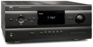 T787 AV rádióvevő