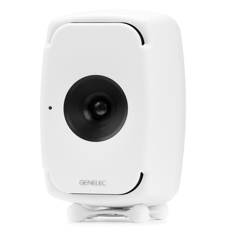 genelec-8331a-fehér- stúdió monitor