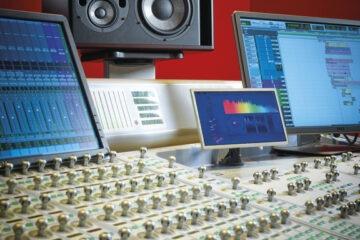 focal trio11-be-red stúdió monitor stúdióban