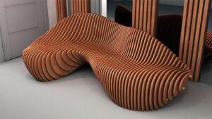 parametrikus bútor design