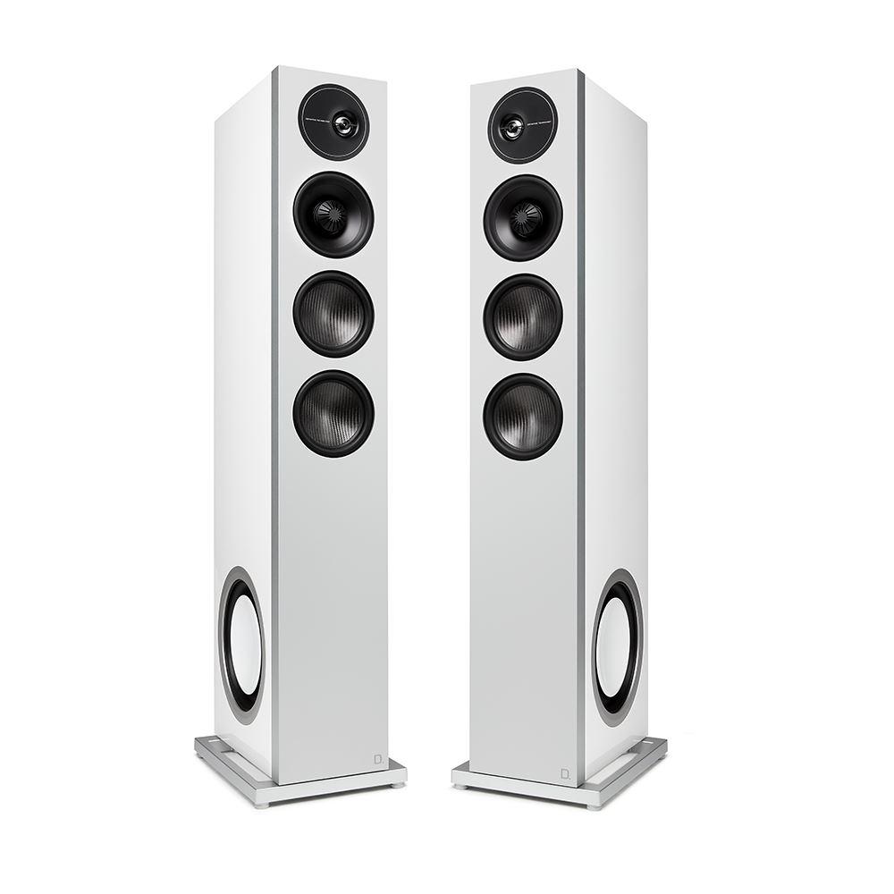 Definitive Technology D15 fehér álló hangszórók