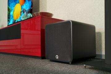 Q-Acoustics-Q B12 mélyláda fő kép