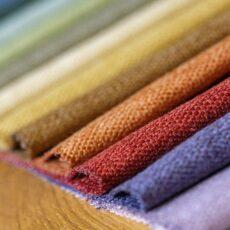 Lakástextil: Szövetek-textilek