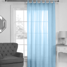 Fényáteresztő függönyök - áttetsző függöny - modern függöny