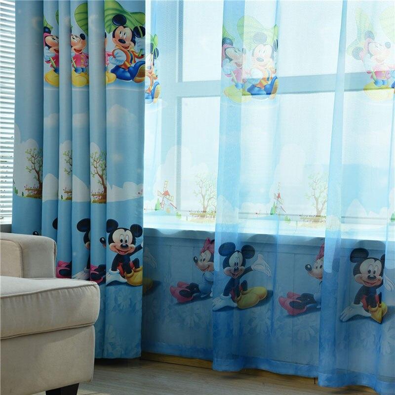 gyerekfüggöny-mickey egeres gyerekszoba függöny