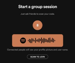 group session funkció