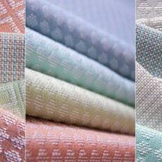 Textíliák és szövetek (nem akusztikai termék)