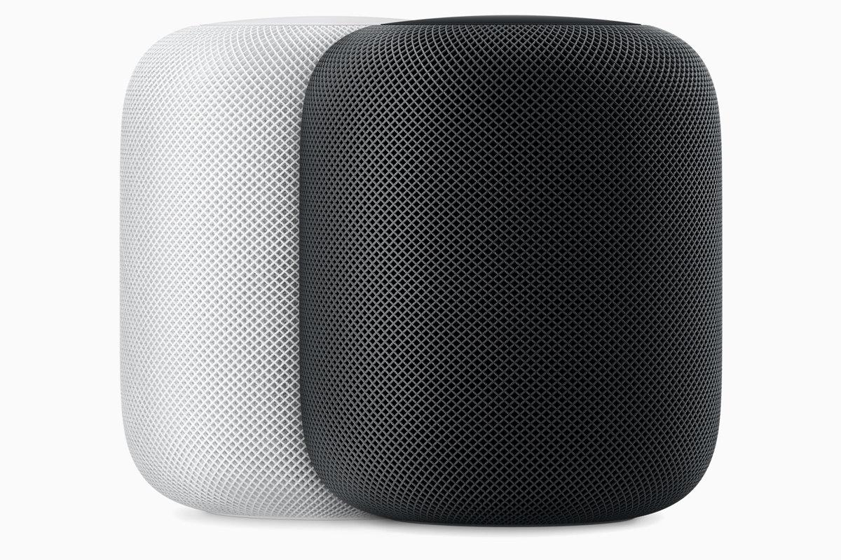 Apple HomePod hangszóró