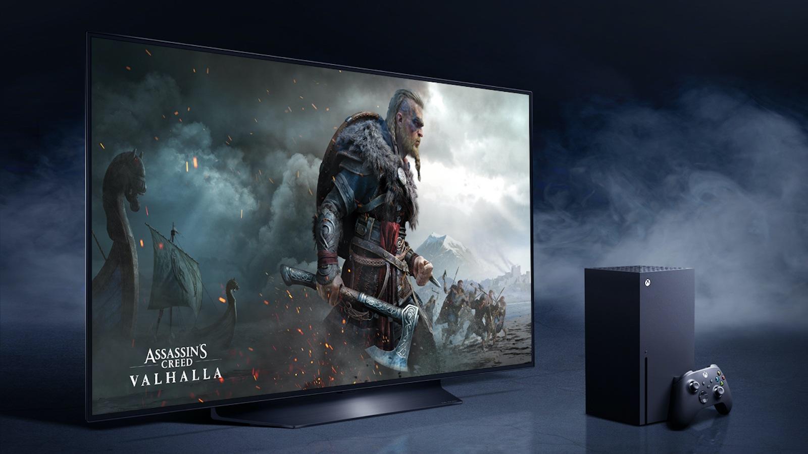 LG OLED és XBOX játékkonzol