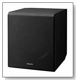 Sony SACS9 mélynyomó