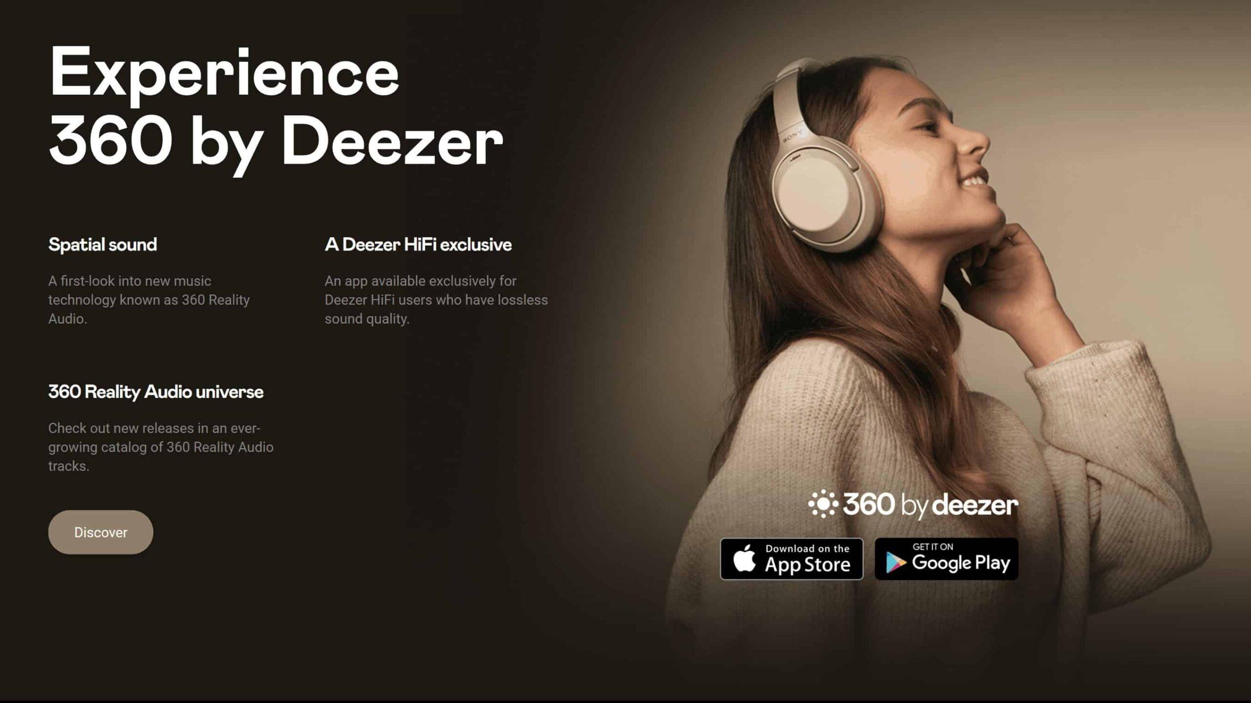 360 reality audio applikáció