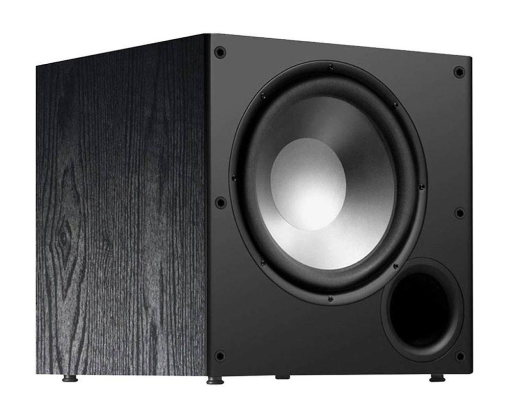 Polk Audio PSW10 mélynyomó-teszt