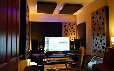 akusztikai penel egy nagyobb panoráma képen